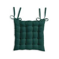 Home Chair cushion Today TODAY MATELASSÉE POLYESTER Green