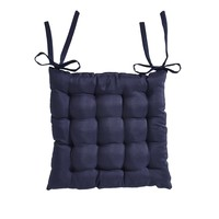 Home Chair cushion Today TODAY MATELASSÉE POLYESTER Blue