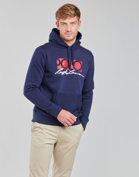 Clothing Men Sweaters Polo Ralph Lauren TENTY Marine