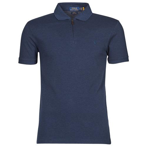 Clothing Men Short-sleeved polo shirts Polo Ralph Lauren BATTYNA Blue
