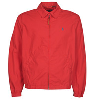 Clothing Men Jackets Polo Ralph Lauren ROUGA Red