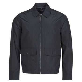 Clothing Men Jackets Polo Ralph Lauren MATHILDA Blue