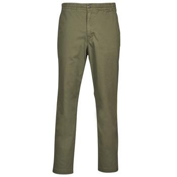 Clothing Men 5-pocket trousers Polo Ralph Lauren ALLINE Kaki