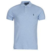 Clothing Men Short-sleeved polo shirts Polo Ralph Lauren DOLINAR Blue