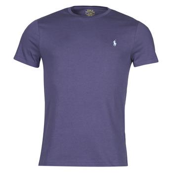 Clothing Men Short-sleeved t-shirts Polo Ralph Lauren OLITA Blue
