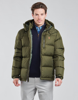 Clothing Men Duffel coats Polo Ralph Lauren HULINU Kaki