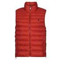 Clothing Men Duffel coats Polo Ralph Lauren PEROLINA Red