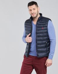 Clothing Men Duffel coats Polo Ralph Lauren PEROLINA Marine
