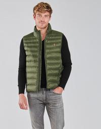 Clothing Men Duffel coats Polo Ralph Lauren PEROLINA Kaki