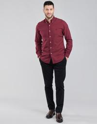 Clothing Men 5-pocket trousers Polo Ralph Lauren RETOMBA Black