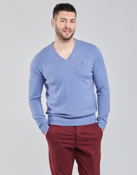 Clothing Men Jumpers Polo Ralph Lauren SOLIMMA Blue