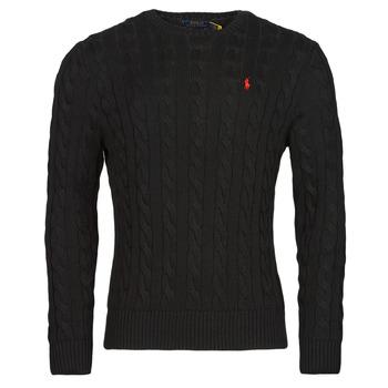 Clothing Men Jumpers Polo Ralph Lauren SERINA Black