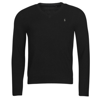 Clothing Men Jumpers Polo Ralph Lauren SOLIMMA Black
