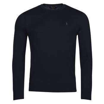 Clothing Men Jumpers Polo Ralph Lauren AMIRAL Blue
