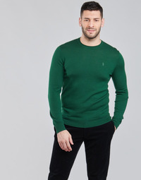 Clothing Men Jumpers Polo Ralph Lauren AMIRAL Green