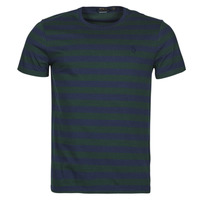 Clothing Men Short-sleeved t-shirts Polo Ralph Lauren POLINE Marine / Green