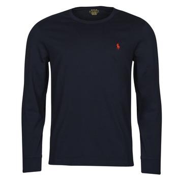 Clothing Men Long sleeved tee-shirts Polo Ralph Lauren DRENNI Marine