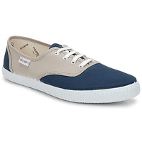 Shoes Low top trainers Victoria 6652 BEIGE / Petrol