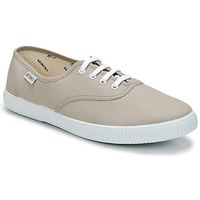 Shoes Low top trainers Victoria 6613 Beige