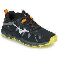 Shoes Men Running shoes Mizuno WAVE DAICHI 4 Black / Orange