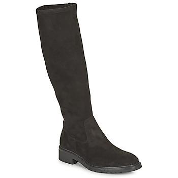 Shoes Women High boots Unisa EDANA Black