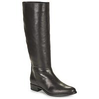 Shoes Women High boots Unisa BLEND Black