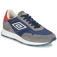 Shoes Men Low top trainers Umbro KARTS Grey / Blue