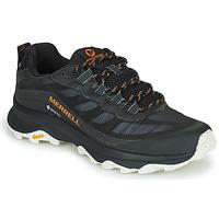 Shoes Men Walking shoes Merrell MOAB SPEED GTX Black