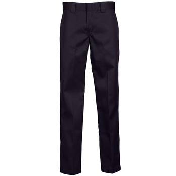 Clothing Men 5-pocket trousers Dickies STRAIGHT WORK PANT Black