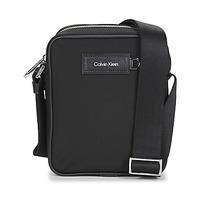 Bags Men Pouches / Clutches Calvin Klein Jeans URBAN UTILITY REPORTER S Black