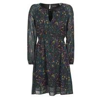 Clothing Women Short Dresses Chattawak RUIZ Marine / Multicolour