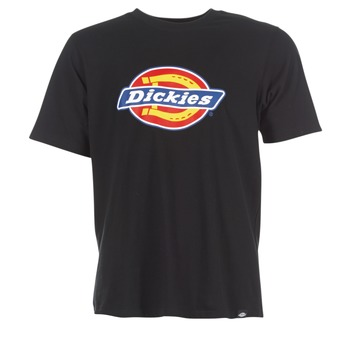 Clothing Men short-sleeved t-shirts Dickies HORSESHOE TEE MEN Black