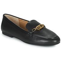 Shoes Women Loafers Lauren Ralph Lauren AVERI Black