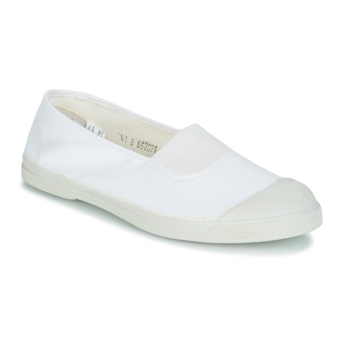 Shoes Women Low top trainers Bensimon MILONGA White