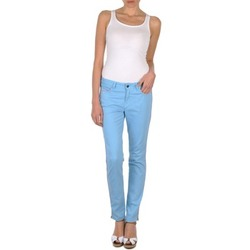 Clothing Women 5-pocket trousers Brigitte Bardot AUBE Blue
