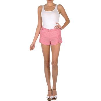 Clothing Women Shorts / Bermudas Brigitte Bardot MAELA Pink