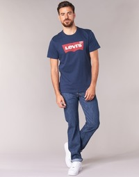 Clothing Men straight jeans Levi's 501® Levi's®ORIGINAL FIT Stonewash / 80684