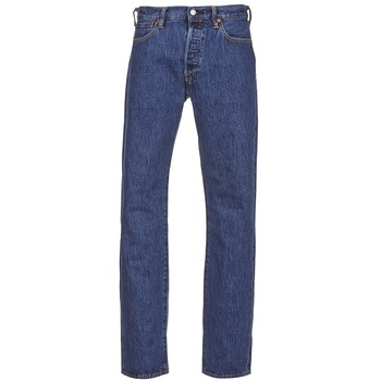 Clothing Men Straight jeans Levi's 501® Levi's®ORIGINAL FIT Blue