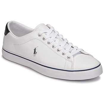 Shoes Low top trainers Polo Ralph Lauren LONGWOOD White