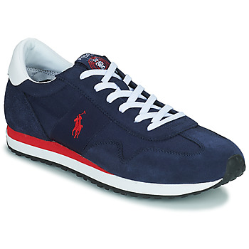 Shoes Low top trainers Polo Ralph Lauren TRAIN 85 Marine