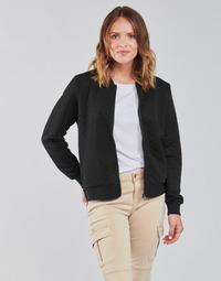 Clothing Women Sweaters Only ONLJOYCE Black
