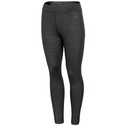 Clothing Women Leggings 4F LEG016 Black