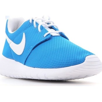 Shoes Children Low top trainers Nike Roshe One GS Turquoise