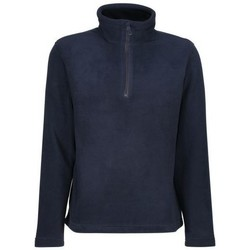 Clothing Men Fleeces Professional Men's Honestly Made 100% Recycled Half Zip Fleece Blue