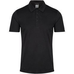 Clothing Men Short-sleeved polo shirts Professional H/M Recycled Polo TShirt Black