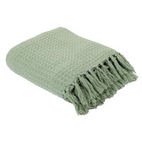 Home Blankets, throws The home deco factory GALICE Green / Water