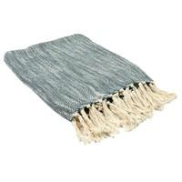 Home Blankets, throws The home deco factory ELENA Kaki