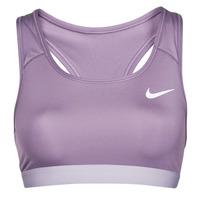 Clothing Women Sport bras Nike NIKE SWOOSH Purple