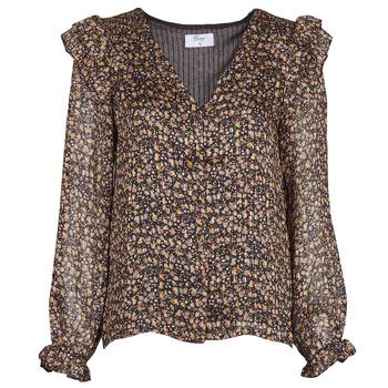 Clothing Women Tops / Blouses Betty London PAULINE Black