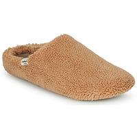 Shoes Women Slippers Victoria NORTE BORREGUITO Beige